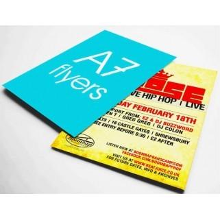 Tipografie flyere ieftine tipar print flyere - fluturasi