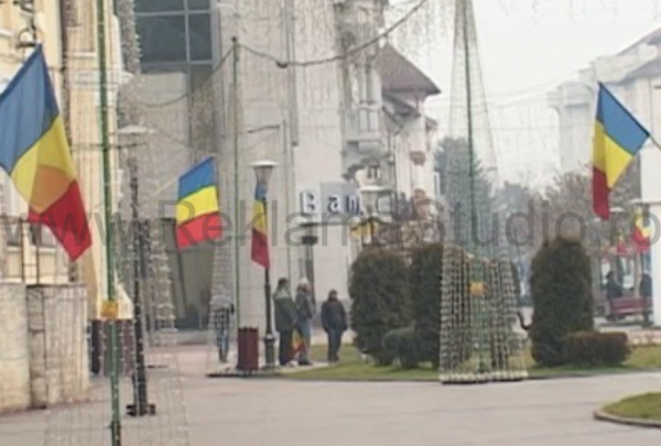 Steaguri si drapele Romania