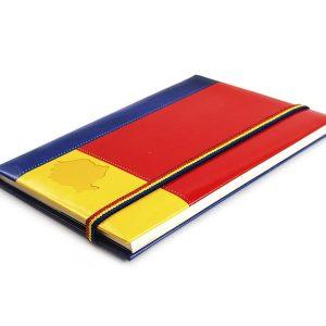 Agenda tricolor A5